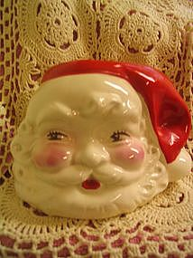 Royal Copley Santa Planter