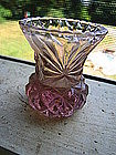 Amethyst Crystal Toothpick Holder