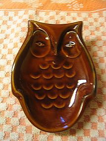 Village Bath Owl Soap Dish