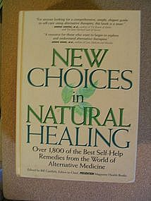 Prevention New Choices in Natural Healing