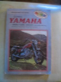 Clymer Yamaha XS1100 Fours 1978-1979 Manual