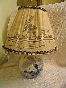 Delfts Lamp