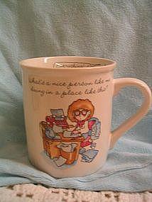 Hallmark Rim Shots Mug