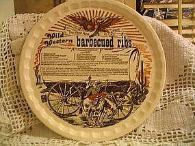Royal China Barbecue Ribs Platter