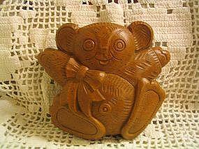 Teddy Bear Wallpocket