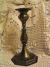 Victor Silver Candlestick