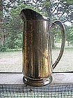 International Silver Water Pitcher