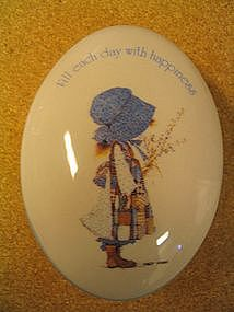 Holly Hobbie Blue Girl Box