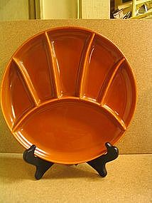 USA Fondue Plate