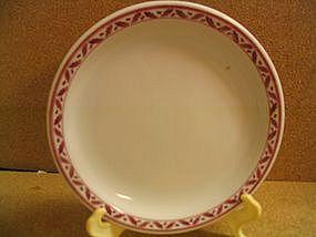 Sterling Restaurant Plate