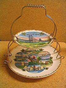 Windsor Canada Plates