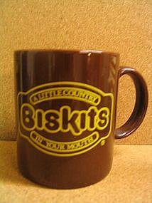 Maxwell House Biskits Mug