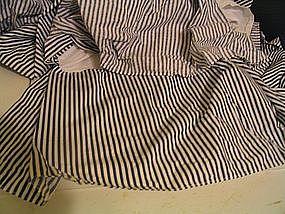Croscill Navy Bed Ruffle