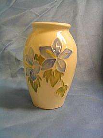 Moorcroft Blue Campanula Vase