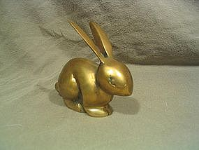 Brass Rabbit