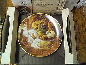 Knowles Goldilocks Plate