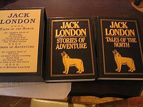 Jack London Tales of the North Stories of Adventure