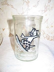 Welch's Tom and Jerry Glass