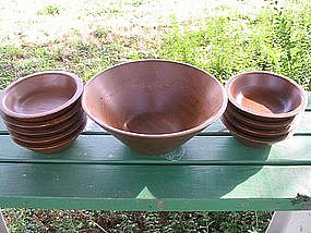 Lebanon  Walnut Bowl