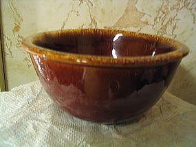 Hull Brown Drip Bowl