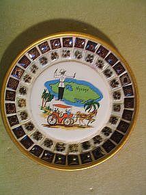 Nassau Plate