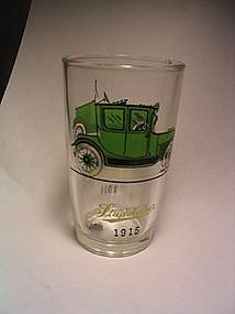 Hazel Atlas Vintage Car Glass