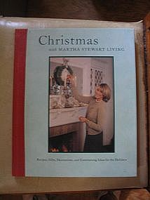 1997 Christmas with Martha Stewart Living