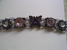 Avon Butterfly Bracelet