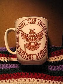 COSO Dog Fanciers Association Mug