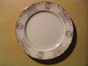 Mikasa Valentine Salad Plate
