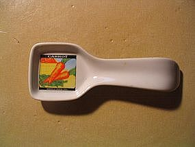 Marlo Seed Co. Spoon Rest
