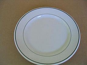 Iroquois Restaurant Plate