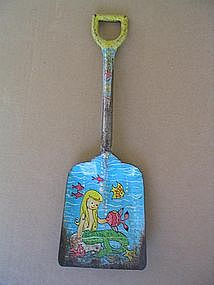Chein Mermaid Shovel