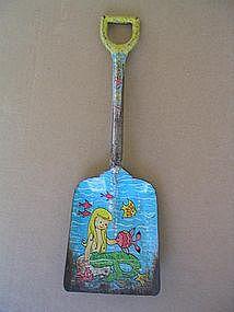 Chein Mermaid Shovel