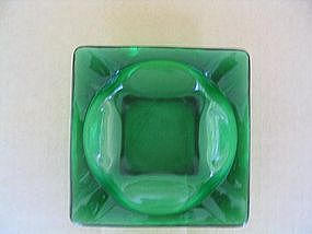 Anchor Hocking Green Ashtray