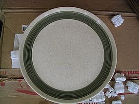 Canonsburg Emerald Plate