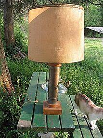 Stove Pipe Lamp