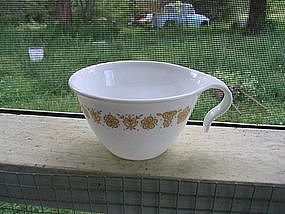 Corelle Butterfly Gold Cup and Saucer