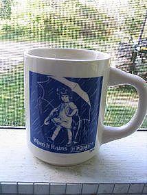 Morton's Salt Mug
