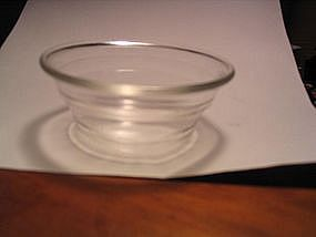 Glasbake Custard Cup
