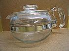 Pyrex  Teapot  UNAVAILABLE