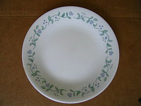 Corelle Country Cottage Plate