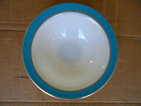 Pyrex Turquoise Bowl