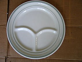 Homer Laughlin Grill Plate