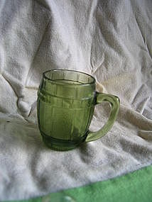 Green Toothpick Mug