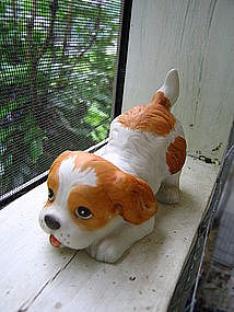 Homco Puppy