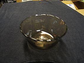 Pyrex Amber Custard Cup