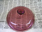 Corning Visions Cranberry Lid