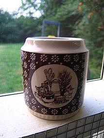Enesco Country Kitchen Sugar Bowl