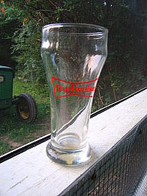 Budweiser Glass
